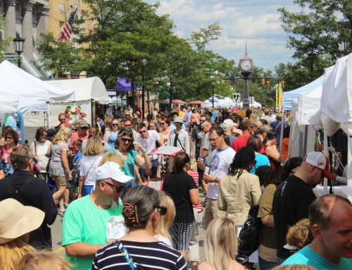 Buy Michigan Now's 10th annual festival returns to Downtown Northville