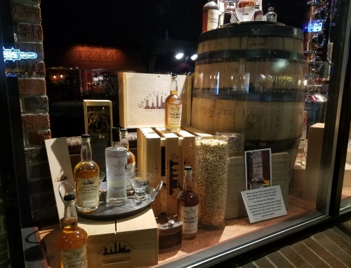 Stocking a bar with Michigan spirits