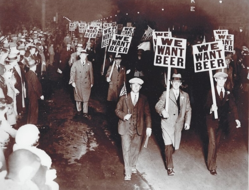 Michigan: first in and first out of Prohibition