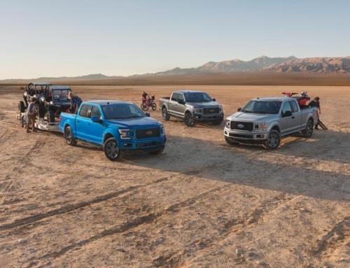 Trucks and SUVs