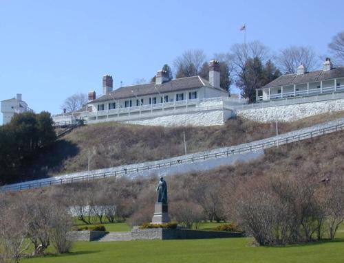 Mackinac in the War of 1812