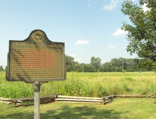 Southern Michigan and the War of 1812