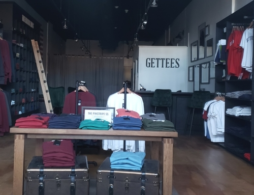 GETTEES to open flagship store in Detroit's Eastern Market