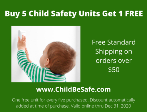 Child Be Safe Outlet Protectors