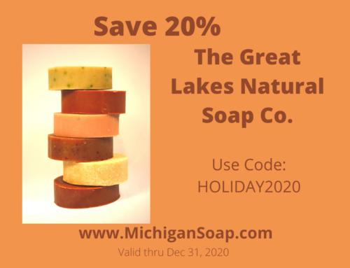 The Great Lakes Natural Soap Company