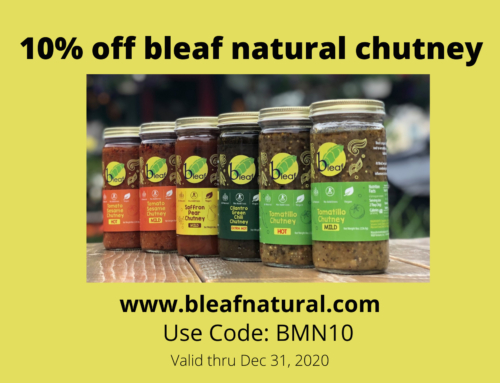 Bleaf Natural Chutneys