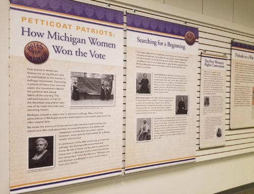 Michigan Women's Hall of Fame calls for 2021 nominees