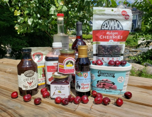 Cherry products that foodies will adore