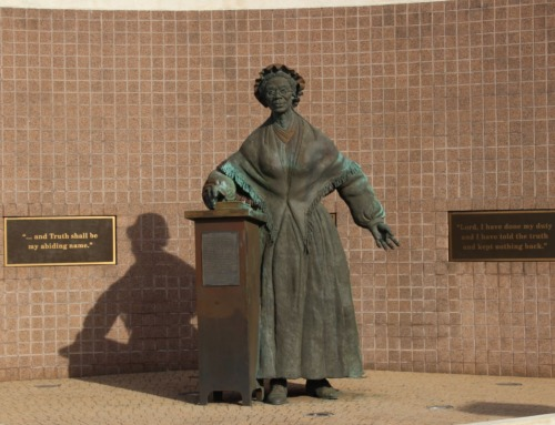 Sojourner Truth – what a woman she was